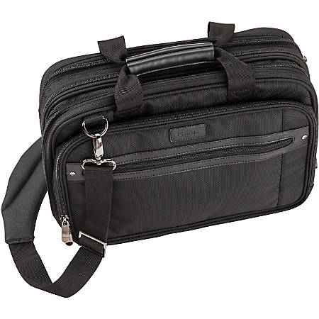 "Toshiba Envoy 2 Carrying Case for 14.1"" Notebook - Black"