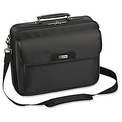 Targus Zip Thru Laptop Case Charcoal