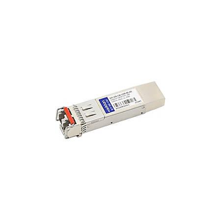 AddOn Arista Networks Compatible TAA Compliant 10GBase-CWDM SFP+ Transceiver (SMF, 1590nm, 80km, LC, DOM)