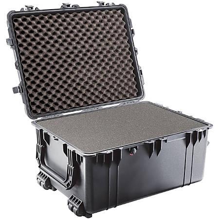 Pelican 1630 Case with Foam, Black