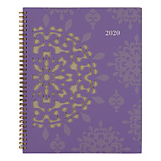 Cambridge Vienna Medallion WeeklyMonthly Planner 8