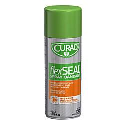 Curad FlexSeal Spray Bandage