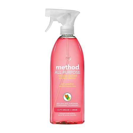 Method™ All-Purpose Spray, Pink Grapefruit, 28 Oz.