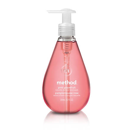 Method™ Hand Wash, Pink Grapefruit, 12 Oz.