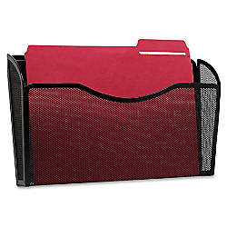 Rolodex Mesh Letter Wall File 1
