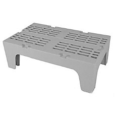 Cambro Plastic Dunnage Rack 12 H