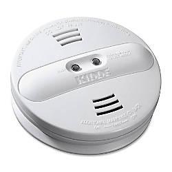 Kidde Dual Sensor Battery Operated Smoke