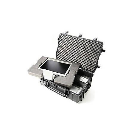 Pelican 1650 Case with Foam, Black