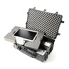 Pelican 1650 Case with Foam Black