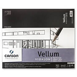Canson Vidalon Tracing Vellum Pad 14