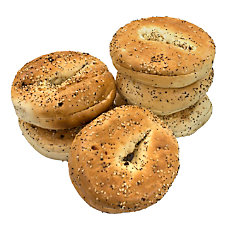 National Brand Fresh Everything Bagels Pack