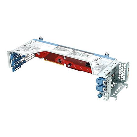 HPE XL170r/190r LP PCIex16 L Riser Kit - PCI Express 3.0 x16 Low-profile