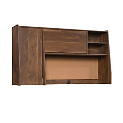 Sauder Clifford Place Hutch Grand Walnut