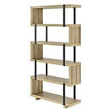 Ameriwood Home Ryker 5 Shelf Bookcase
