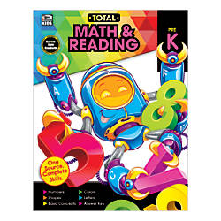 Thinking Kids Total Math And Reading