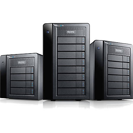 Promise Pegasus2 Series with Thunderbolt 2 Technology