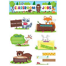 Creative Teaching Press Woodland Friends Classroom