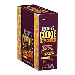 Hershey s Cookie Layer Crunch Caramel