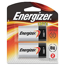 Energizer CRV 3 Volt Photo Lithium