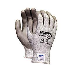 Memphis Dyneema Polyurethane Gloves Large WhiteGray