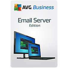 AVG Email Server Business Edition 1