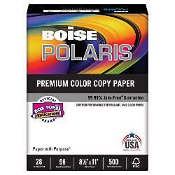 Boise POLARIS Premium Color Copy Paper