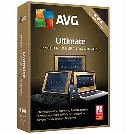 AVG Ultimate 2019, Unlimited 1 Year