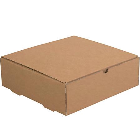 "Office Depot® Brand Literature Mailers, 10""x 10"" x 4"", Kraft, Pack Of 50"