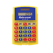 Learning Resources Basic Calc U Vue