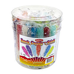 Espeez Rock Candy Sticks Assorted Flavors
