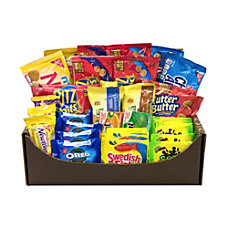 Snacks And Treats Variety Care Package