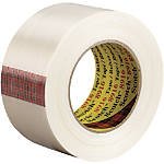 Scotch T917891612PK 2 in. x 60 yards 8916 Strapping Tape, Clear - Pack of 12