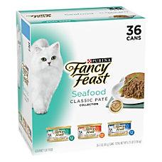 Fancy Feast Classic Seafood Cat Food