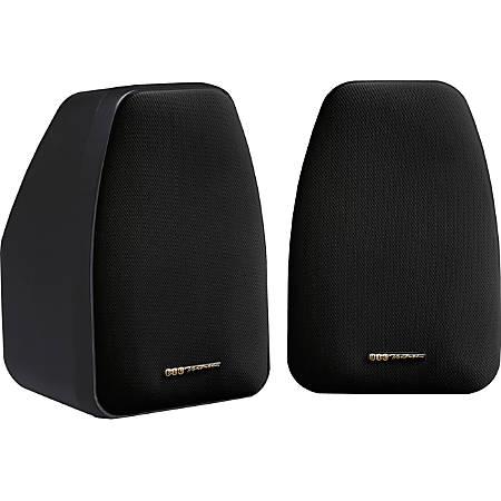 BIC® America Venturi 2-Way Speaker, Black, DV32