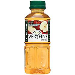 Veryfine Apple Juice 10 Oz Case