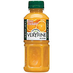 Veryfine Orange Juice 10 Oz Case