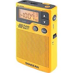 Sangean DT 400W Weather Alert Radio