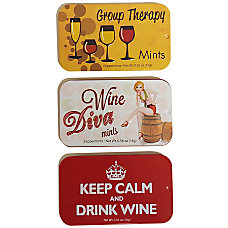 315c7ffc04cc9 AmuseMints Wine Themed Peppermints 056 Oz