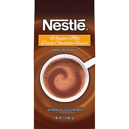 Nestlé Hot Cocoa Whipper Mix, 2 Lb., Box Of 12