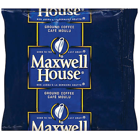 Maxwell House Coffee, 2 Oz., Box Of 42