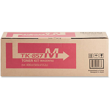 Kyocera Original Toner Cartridge - Laser - High Yield - 18000 Pages - Magenta - 1 Each