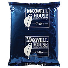Maxwell House Master Blend Coffee Packs