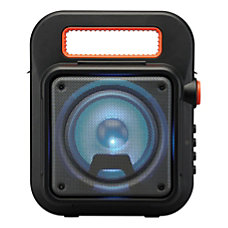 iLive Bluetooth Wireless Tailgate Party Speaker