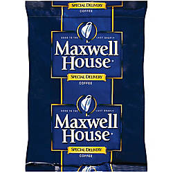 Maxwell House Special Delivery Coffee Filter