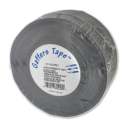 "Pro Tapes Pro-Gaffer Tape, 3"" x 60 Yd."
