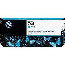 HP 764 C1Q13A Cyan Ink Cartridge