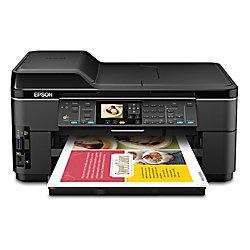 Epson® WorkForce® WF-7510 Inkjet All-In-One Printer, Copier, Scanner, Fax