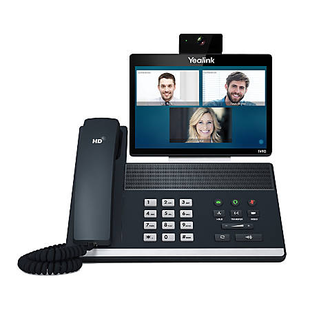Yealink Video VoIP Phone, YEA-SIP-T49G