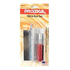 ProEdge Miter Box Set