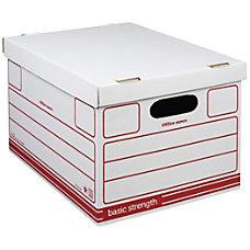 Office Depot Economy Storage Box 15